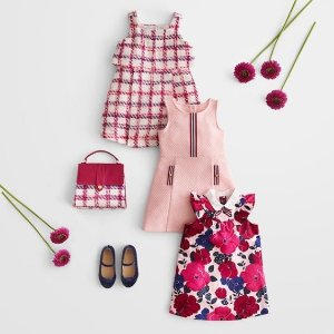 Last Day: Up to 60% Off+Extra 20% Off+FSKids Dresses Sale @ Janie And Jack
