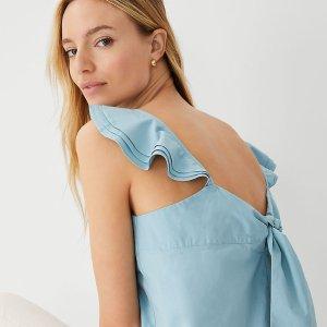 一律5折+包邮 封面款$34Ann Taylor 新款美衣大促 清新美丽一百分$27起