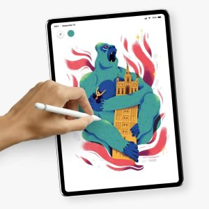 It is comingAll rumors about iPad Pro