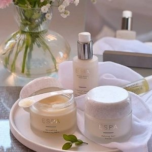 Up to 50% off ESPA Sets + Extra 5% off@ skinstore