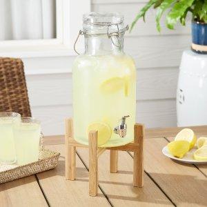 As Low as $5.7Walmart Glass Drink Dispenser Sale