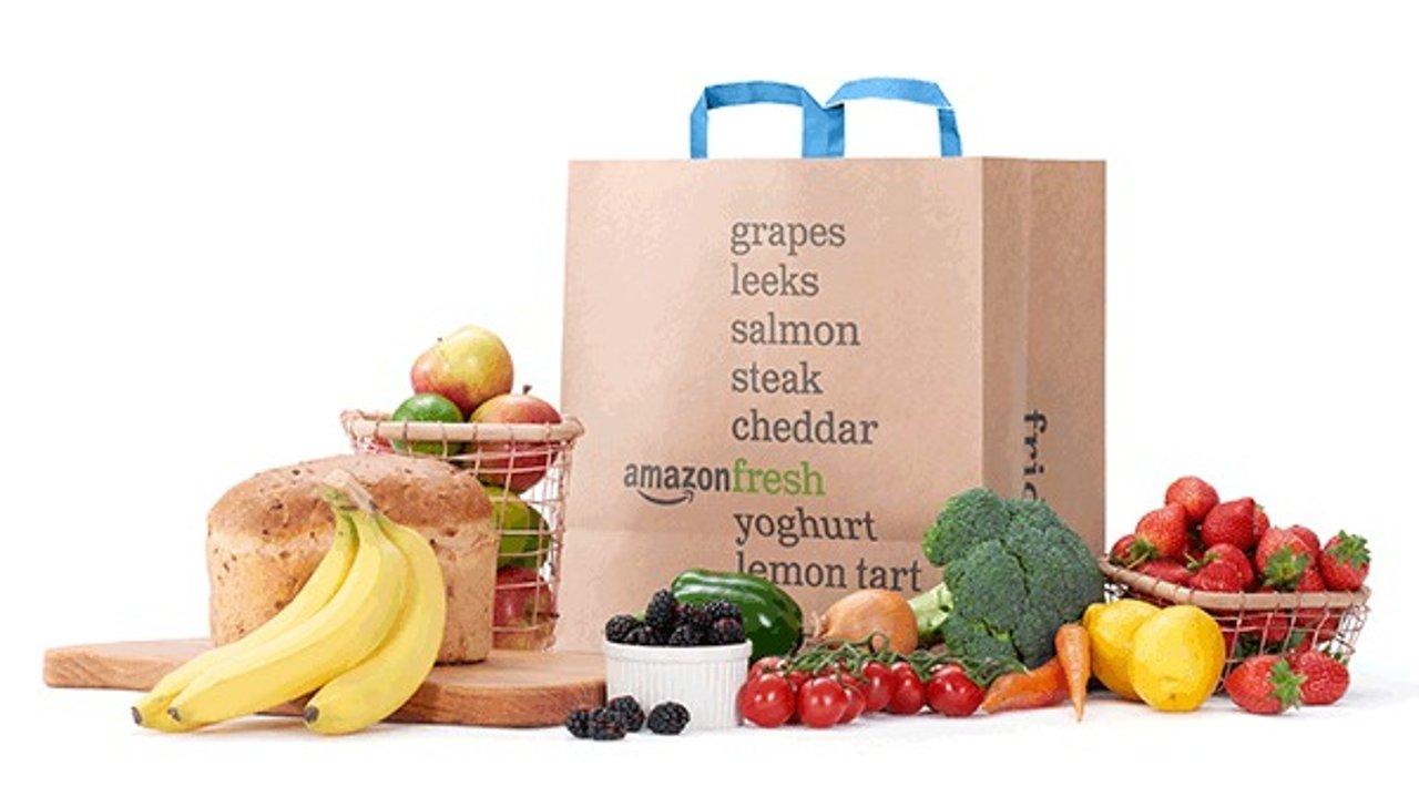Amazon Fresh亚马逊生鲜 | 最快2小时免费配送上门!更有Morrosions好物等你挑。