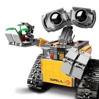 机器人瓦力 拼装玩具 复刻版