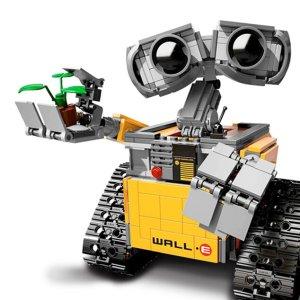 $35.5 包邮机器人瓦力 拼装玩具 复刻版