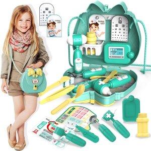 Tcvents Kids 14 Medical Doctor Kit