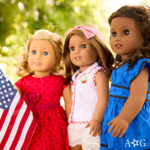 BOGO 50% OffBeForever Accessories @ American Girl