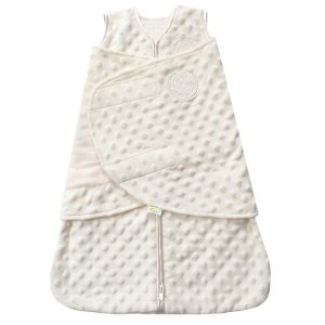 HALO® Sleepsack® Plushy Dot Velboa Swaddle - NB : Target