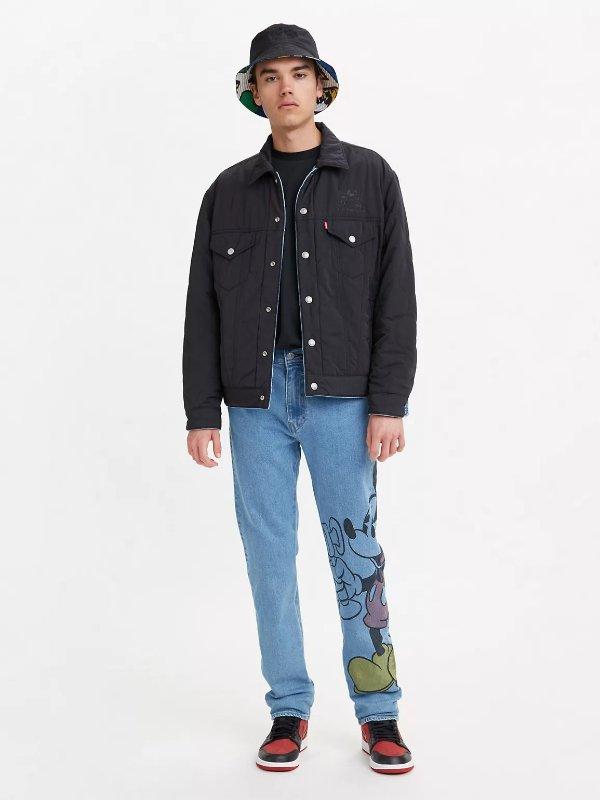 X Disney 502 ™ 印花牛仔裤