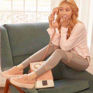 低至4折+额外7折 £19.6 收泫雅同款长裙Puma 泫雅同款甜美爆棚 粉色platform速收