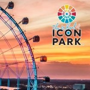 $16 for Kids and $19 for AdultsThe Wheel at ICON Park
