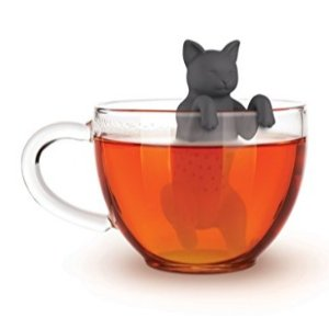 Fred 5228955 PURRTEA Cat Silicone Tea Infuser