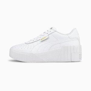 PumaCali Sport 厚底女鞋
