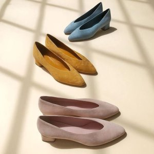 55 Shoes Styles/Color Just AddedChoose What You Pay @ Everlane