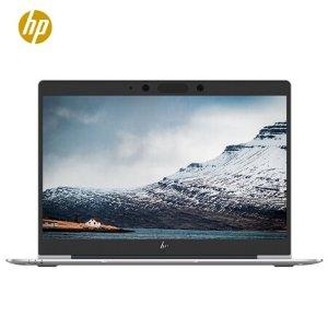 """秒杀¥4788史低价:惠普 EliteBook 735G5 13.3""""笔记本(R5-2500U、8GB、256GB)"""