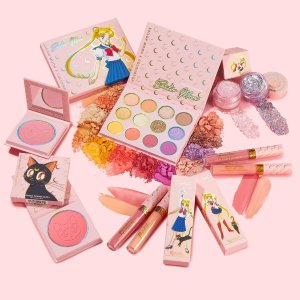 ColourpopSailor Moon x Colourpop 全系列彩妆套装