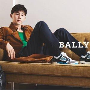 全部7.8折 经典方扣鞋£366闪购:Bally 经典美鞋罕见大促 新款全部参与 和邓伦一起美好回忆