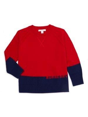 男童羊绒毛衣,尺寸:6
