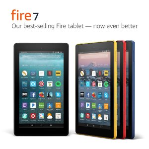 黑五预告:Amazon Fire HD 7 16GB 平板电脑