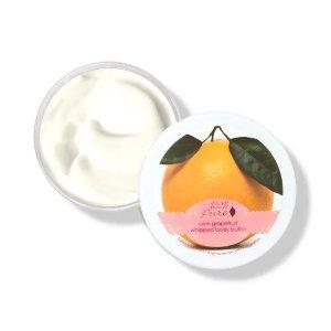 100PercnetPure买一送一,需将赠品加入购物车葡萄柚身体乳