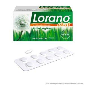 7片/14片/20片/50片/100片抗敏药片 10 mg 100 St - shop-apotheke.com