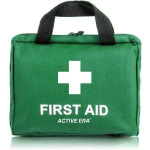 €19.99收 有备无患急救包 内含90件急救物品 野营、旅行、家中必备