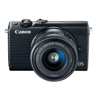 Canon EOS M100 + 15-45mm 无反相机套装