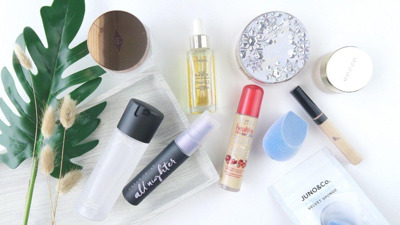 【夏季8小时持妆】干皮最爱底妆产品,近期用到停不下来的底妆好物们