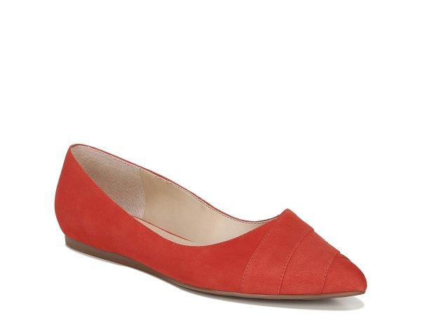 Hilaria 平底鞋