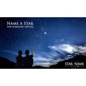 Groupon命名你的星星