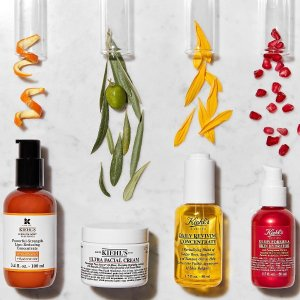 Last Day: Dealmoon Exclusive! Receive 6 deluxe sampleswith any $85+ purchase @ Kiehl's