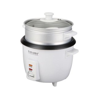 $17.99Tayama RC-3 3 cups uncooked/6 cups cooked Rice Cooker with Steam Tray