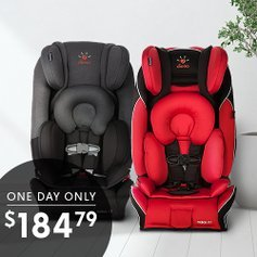 Up to 45% OffToday Only: Diono Convertible Car Seats @ Zulily