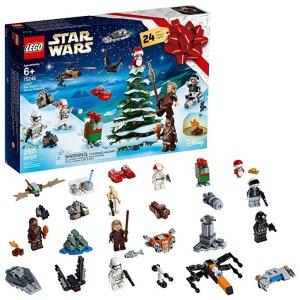 Lego星战系列 圣诞倒计时盒75245