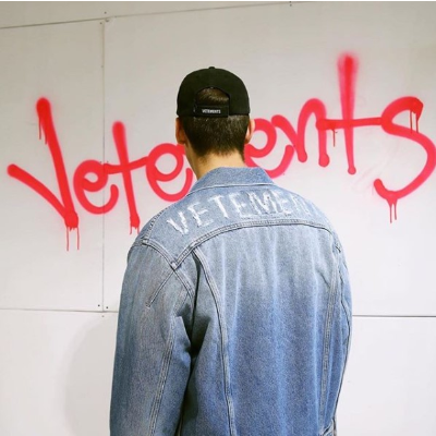 全新上架 £295拿下logoT恤Vetements 法国潮牌 重装归来 收T恤、卫衣等