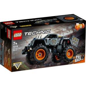 Lego疯狂大脚怪 Max-D (42119)
