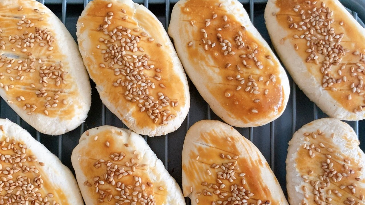 稻香村牛舌饼 小时候的味道
