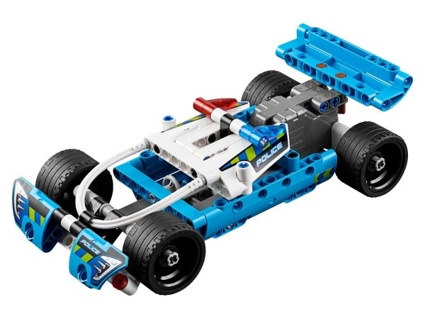 LEGO 警察大追击 42091