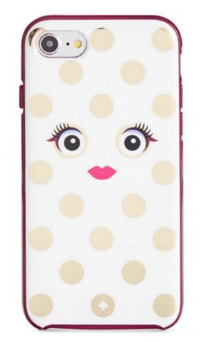 wholesale dealer c8024 76c5a Kate Spade New York iPhone Case @ Macy's Starting at $9.56 - Dealmoon