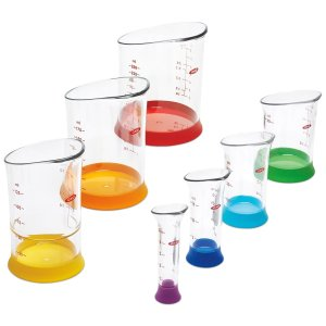 OXO 量杯7件套+Rachael Ray 量杯5件套