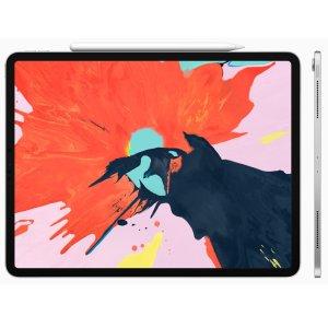 全面屏双尺寸iPad Pro苹果新品发布会 新iPad Pro发布