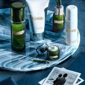 满额最高送4件礼La Mer官网美妆护肤热卖 收经典乳霜、精粹水 修复稳定必备