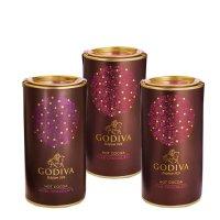 Godiva 热可可综合口味3件套