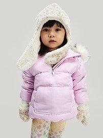 婴儿、小童保暖外套