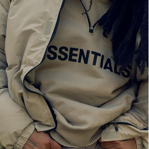 $55起 卫衣、T恤都有!手慢无:Essentials 经典logo卫衣2021首次上新 尺码暂全