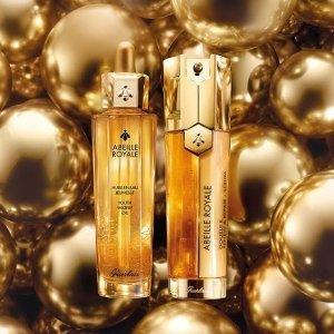 低至7.5折 €69收30ml复原蜜Guerlain 全线美妆护肤火热大促 还没买复原蜜的过来囤货了