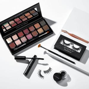 第2件5折Sigma Beauty 精选刷具彩具热卖 收刷具套装、眼影盘