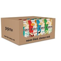 Popchips 4款缤纷口味薯片 24包