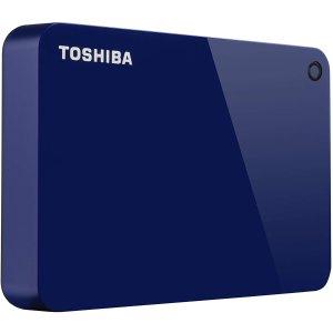 Toshiba Canvio Advance 4TB Portable External Hard Drive
