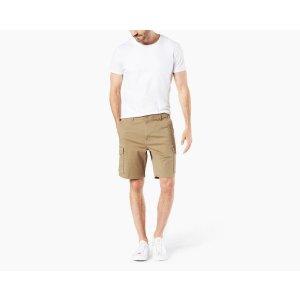 DockersCargo Shorts, Straight Fit