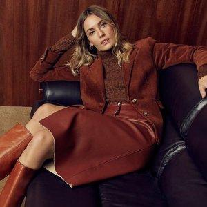 低至6折 $29.9起逆天价:Icone 女装特卖 收秋冬必备粗针织毛衣、打底衫